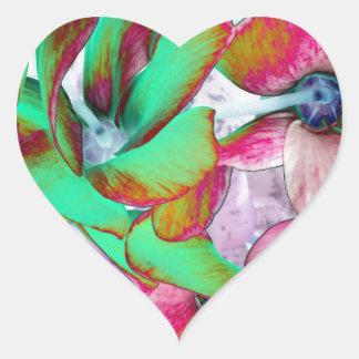 solegreen heart sticker
