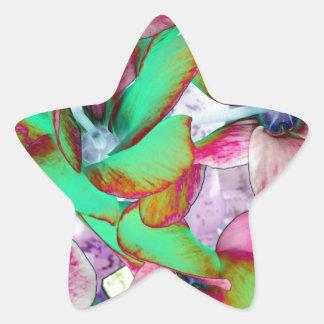 solegreen star sticker