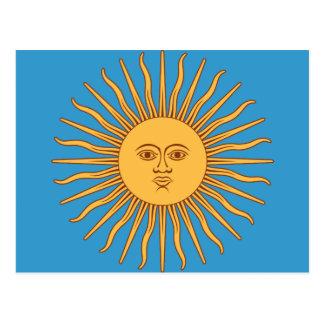 Soleil Sun Postcard