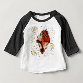 Solemissia - the real flower baby T-Shirt