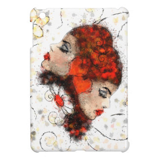 Solemissia - the real flower iPad mini covers