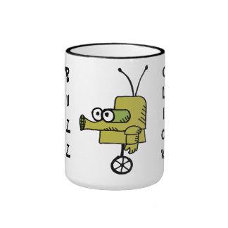 Solenoid Robot Mug