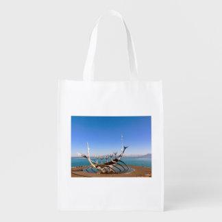 Solfarid Iceland Reusable Grocery Bag