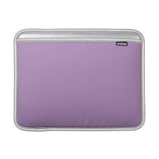 Solid African Violet Purple MacBook Air Sleeves