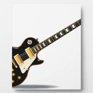 Solid Blues Plaque