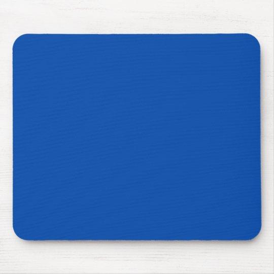 Solid Cobalt Blue Mouse Pad