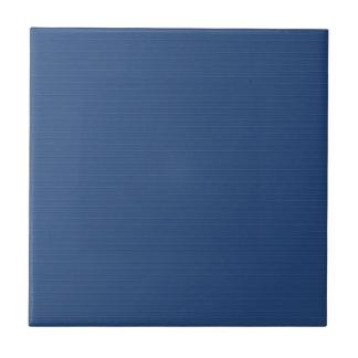 Solid Cobalt Blue_Tone-on-Tone_Pinstripe Ceramic Tiles