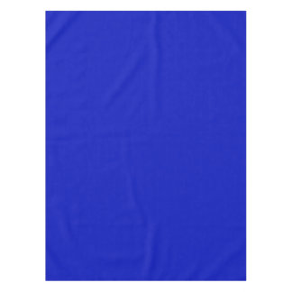 Solid Color: Royal Blue Tablecloth