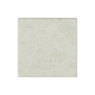 Solid Color: Sand Beige Stone Magnets