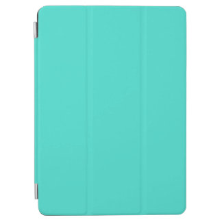 Solid Color Turquoise iPad Air Cover