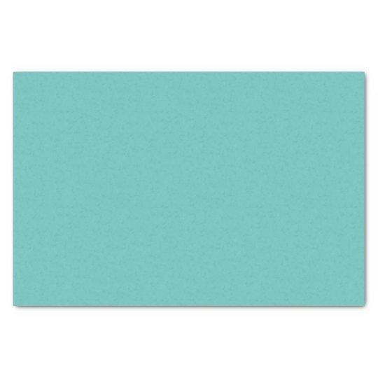 solid colour aqua ocean blue teal tissue paper