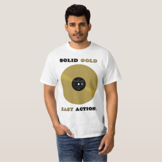 Solid Gold Easy Action T-Shirt