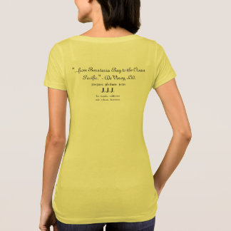Solid Gold Soul in a V-T! T-Shirt