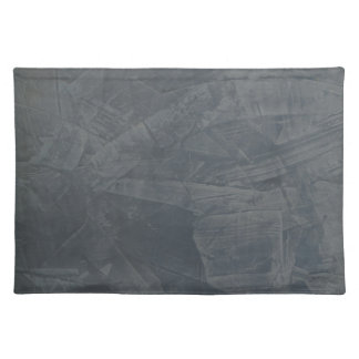 Solid Gray Place Mat
