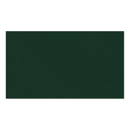 solid-green DARK MUSTY FOREST GREEN BACKGROUNDS TE Business Card Templates