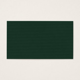solid-green DARK MUSTY FOREST GREEN BACKGROUNDS TE Business Card