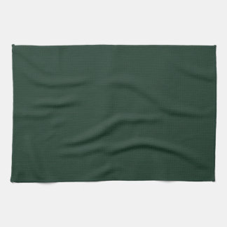 solid-green DARK MUSTY FOREST GREEN BACKGROUNDS TE Kitchen Towel