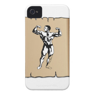 solid male iPhone 4 covers
