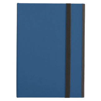 Solid Monaco Blue iPad Air Cover