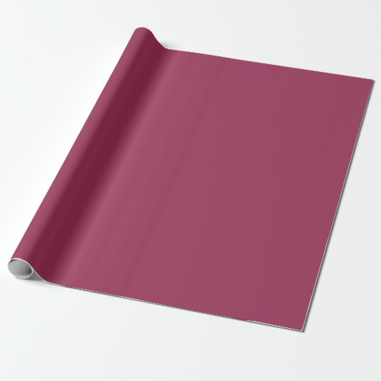 solid / plain Sangria colour / colour.
