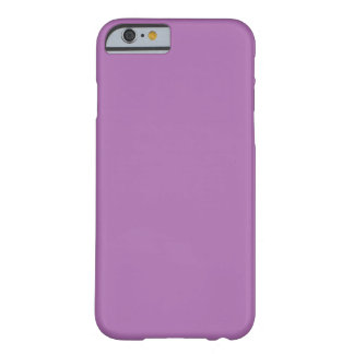Solid Purple Barely There iPhone 6 Case