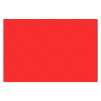 """Solid Red 10"""" X 15"""" Tissue Paper"""