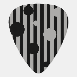 Solid Silver Guitar Pick