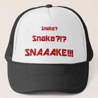 Solid Snake is Dead Trucker Hat