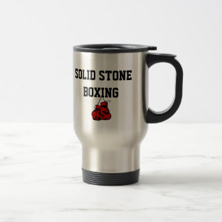 Solid Stone Boxing travel mug courage 2