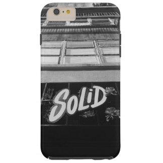 Solid. Tough iPhone 6 Plus Case