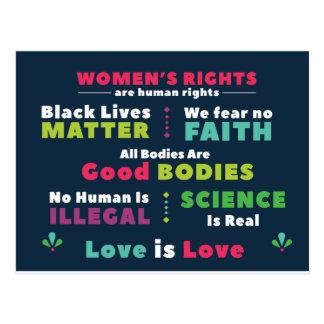 Solidarity Postcards