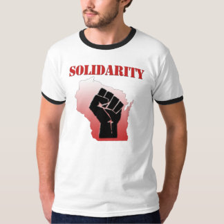 Solidarity Wisconsin T-Shirt