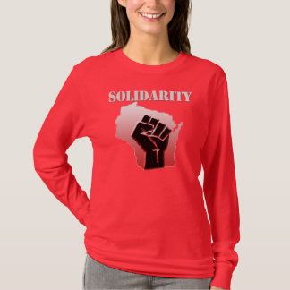 Solidarity Wisconsin T-Shirt