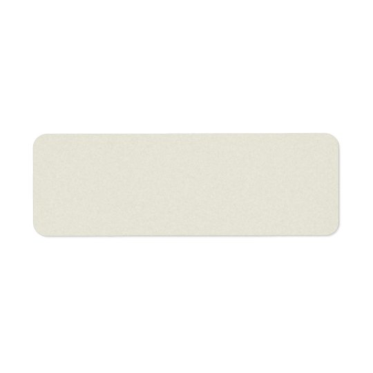 solidL LIGHT NEUTRAL CREAM TAN BEIGE COLOR BACKGRO Return Address Label