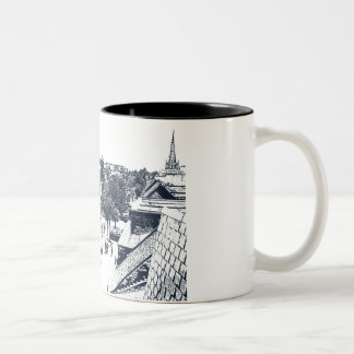 Solihull High Street picture mug