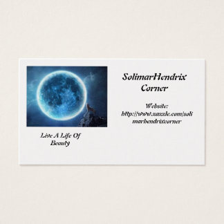 SolimarHendrixConer store card