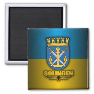 Solingen Square Magnet