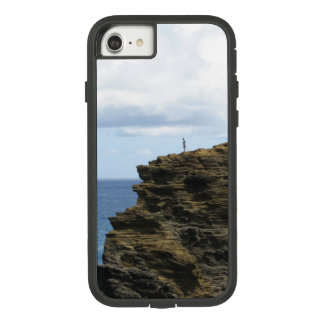 Solitary Figure on a Cliff Case-Mate Tough Extreme iPhone 7 Case