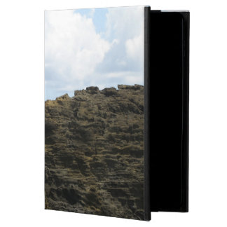 Solitary Figure on a Cliff Powis iPad Air 2 Case