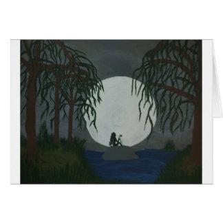 Solitude Art Print Card