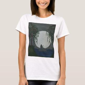 Solitude Art Print T-Shirt
