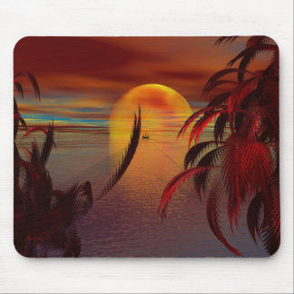 Solitude Bay Mouse Pad