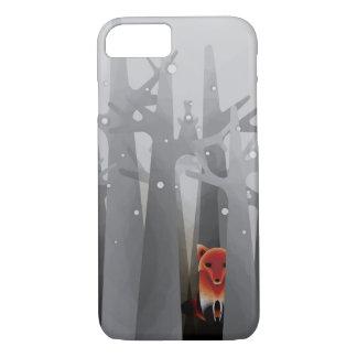 Solitude Fox iPhone 8/7 Case