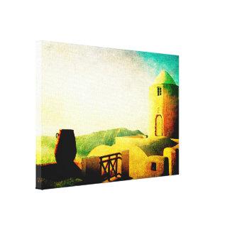 Solitude Gallery Wrap Canvas