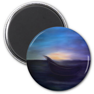 Solitude (multiple products) refrigerator magnet