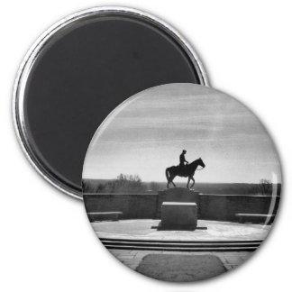 Solitude Riding Magnet