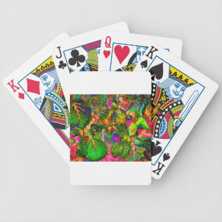 solleafs bicycle playing cards