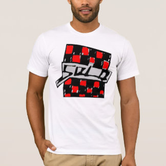 Solo Checkerd T-Shirt