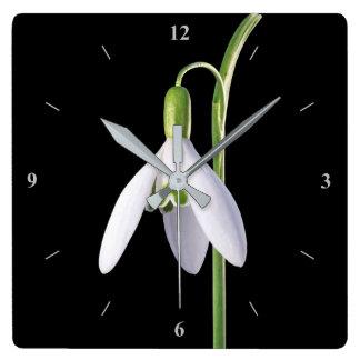 Solo Perfection Square Wall Clock