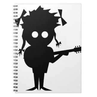 Solo Singer Notebook